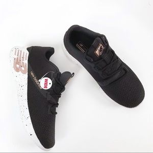 New Balance Shoes - New Balance District Run Sneaker Comfort Wide 5